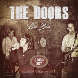 The Doors - Live Box - 3CD DIGISLEEVE