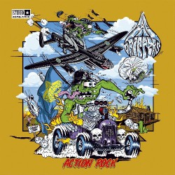 The Drippers - Action Rock - CD DIGIPAK