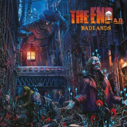 The End A.D. - Badlands - CD