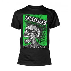 The Exploited - Let's Start A War - T-shirt (Men)