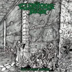 The Glorious Dead - Into Lifeless Shrines - LP COLOURED + CD