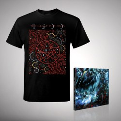 The Great Old Ones - Bundle 1 - CD DIGIPAK + T-shirt bundle (Men)