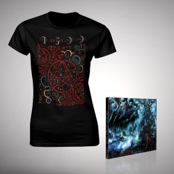 The Great Old Ones - Bundle 2 - CD DIGIPAK + T-shirt bundle (Women)