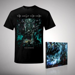 The Great Old Ones - Bundle 3 - CD DIGIPAK + T-shirt bundle (Men)