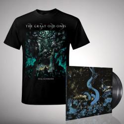 The Great Old Ones - Bundle 9 - Double LP gatefold + T-shirt bundle (Men)