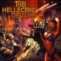 The Hellectric Devilz - The Hellectric Club - CD