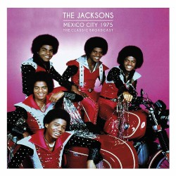 The Jacksons - Mexico City 1975 - DOUBLE LP Gatefold
