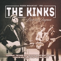 The Kinks - Live In Japan - CD