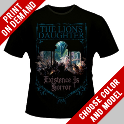 The Lion's Daughter - Existence Is Horror - Print on demand