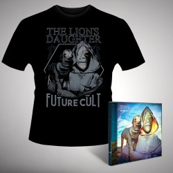 The Lion's Daughter - Future Cult - CD + T-shirt bundle (Men)