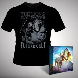 The Lion's Daughter - Future Cult - CD + T-shirt bundle (Men)