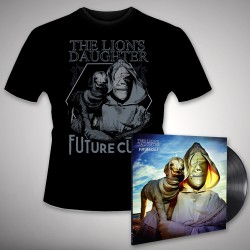 The Lion's Daughter - Future Cult - LP gatefold + T-shirt bundle (Men)