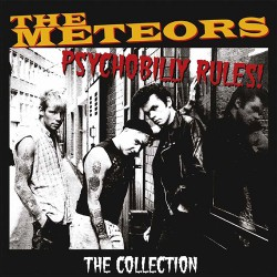 The Meteors - Psychobilly Rules! The Collection - DOUBLE LP Gatefold