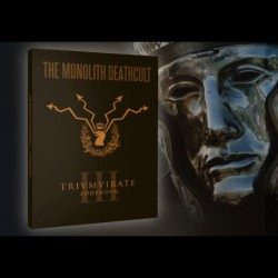 The Monolith Deathcult - Trivmvirate Addendum - CD DIGIPAK A5