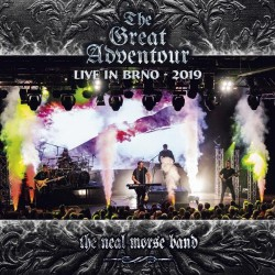 The Neal Morse Band - The Great Adventour - Live in Brno 2019 - 2 CD + 2 Blu-ray Digipak