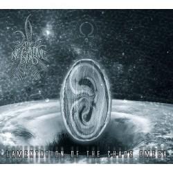 The Negative Bias - Lamentation Of The Chaos Omega - CD DIGIPAK