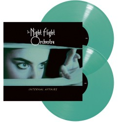 The Night Flight Orchestra - Internal Affairs - DOUBLE LP GATEFOLD COLOURED