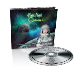 The Night Flight Orchestra - Sometimes The World Ain't Enough - CD DIGIPAK