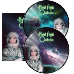 The Night Flight Orchestra - Sometimes The World Ain't Enough - Double LP picture gatefold