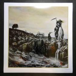 The Oath - Horses - Giclée