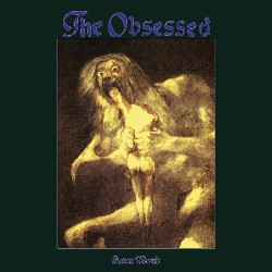 The Obsessed - Lunar Womb - CD SLIPCASE