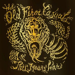 The Old Firm Casuals - This Means War - LP COLOURED