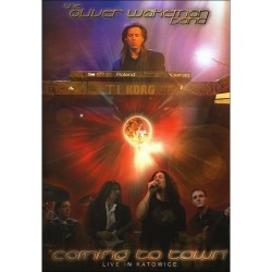 The Oliver Wakeman Band - Coming to Town - DVD