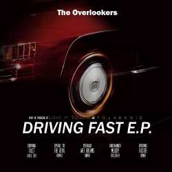 The Overlookers - Driving Fast EP - CD EP digisleeve