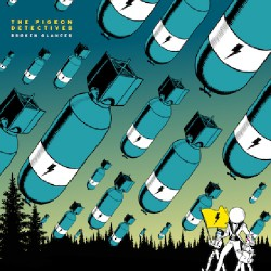 The Pigeon Detectives - Broken Glances - LP