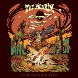 The Pilgrim - ...From The Earth To The Sky And Back - LP COLOURED