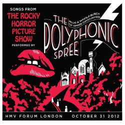 The Polyphonic Spree - Songs From The Rocky Horror Picture Show - 2CD DIGIPAK