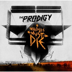 The Prodigy - Invaders Must Die - CD