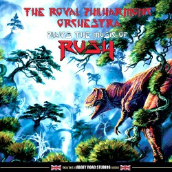The Royal Philharmonic Orchestra - Plays The Music Of Rush - LP
