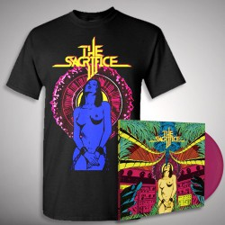 The Sacrifice - The Sacrifice - LP gatefold coloured + T-shirt bundle (Men)