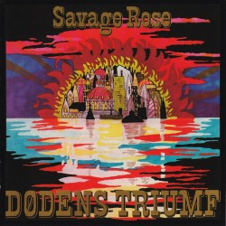The Savage Rose - Dodens Triumf - LP Gatefold