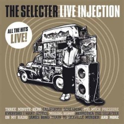 The Selecter - Live Injection - CD