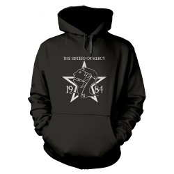 The Sisters Of Mercy - 1984 - Hooded Sweat Shirt (Men)