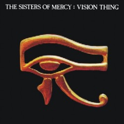 The Sisters Of Mercy - Vision Thing - CD DIGIPAK