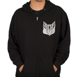 The Sword - Ice Priestess - Hooded Sweat Shirt Zip (Men)