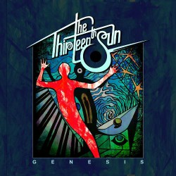 The Thirteenth Sun - Genesis - CD EP digisleeve