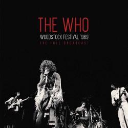 The Who - Woodstock Festival 1969 - DOUBLE LP GATEFOLD COLOURED
