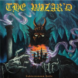 The Wizar'd - Subterranean Exile - CD