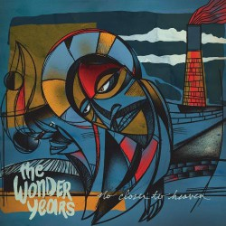 The Wonder Years - No Closer To Heaven - DOUBLE LP Gatefold