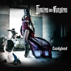 Theatres Des Vampires - Candyland - CD DIGIPAK