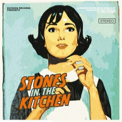 """Them Stones - Charles In The Kitchen - Stones In The Kitchen - 7"""" vinyl"""
