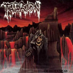 Therion - Of Darkness - CD