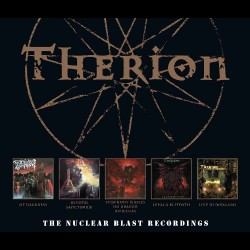 Therion - The Nuclear Blast Recordings - 6CD BOX