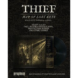 Thief - Map Of Lost Keys - LP