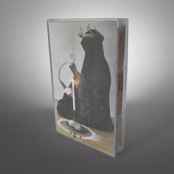 This Gift Is A Curse - A Throne Of Ash - CASSETTE + Digital