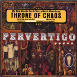 Throne Of Chaos - Pervertigo - CD